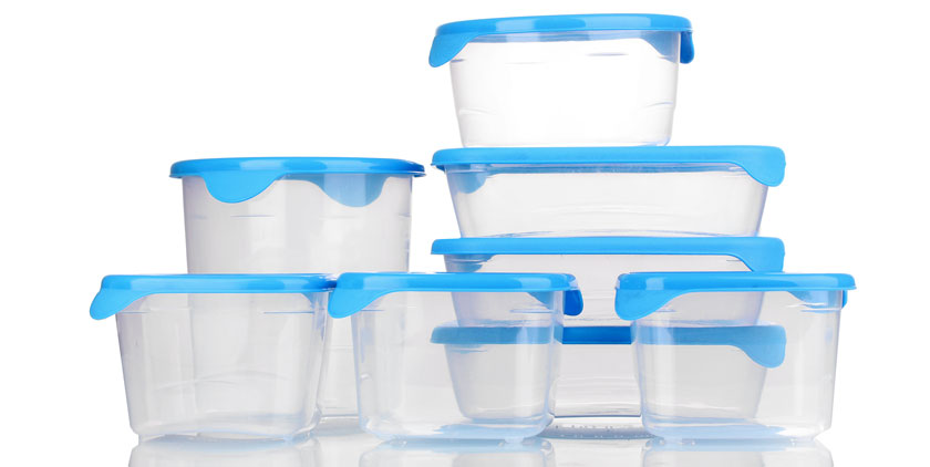 BPI Food Prep Tupperware