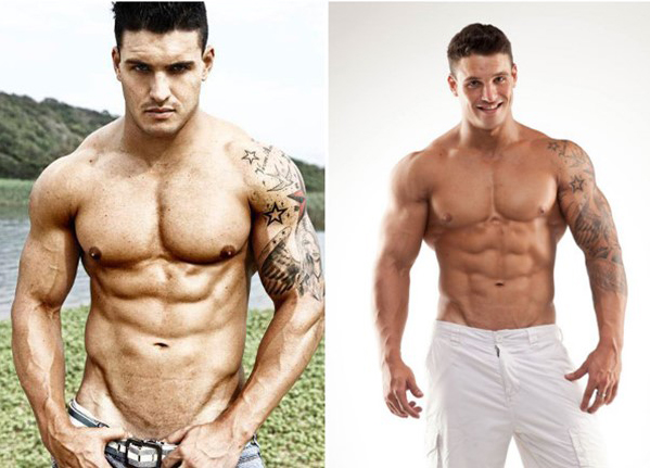 Cellucor Nick Robert Abs