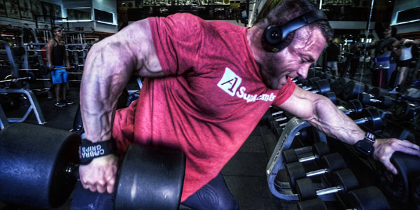 The Ultimate Arm Workout – Can Your Arms Survive?