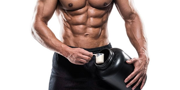 Supplements needed for muscle growth