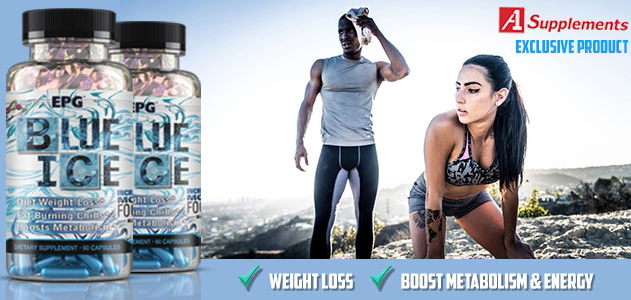 A1Supplements EPG Blue Ice Fat Loss