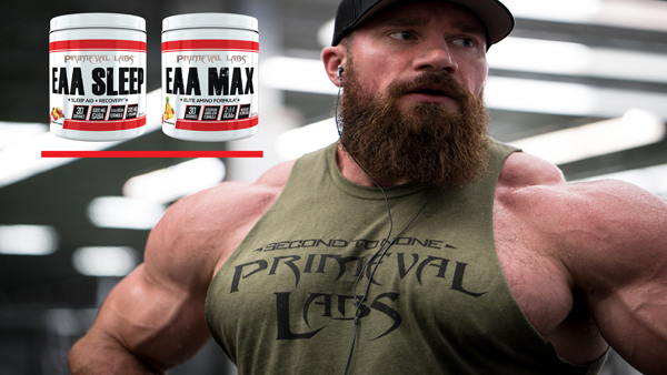 A1Supplements Primeval Labs Muscle Recovery