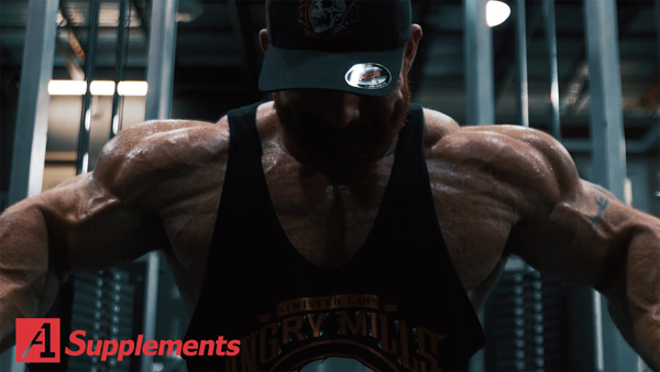 A1Supplements 30 Minute Dumbbell Shoulder Workout
