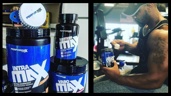 A1Supplements Performax Labs Intra Workout