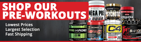 A1Supplements Protein PreWorkouts