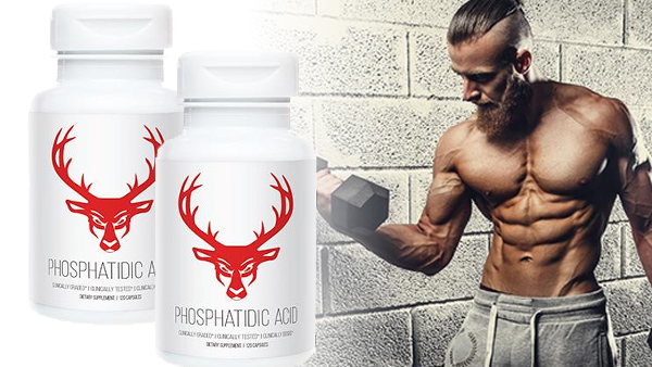 A1Supplements DAS Labs Phosphatidic Acid