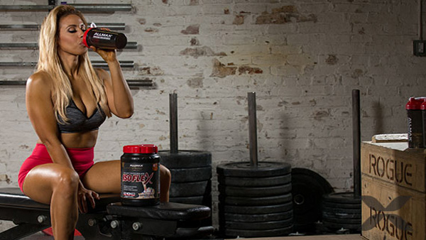 A1Supplements ALLMAX Nutrition Intermittent Fasting