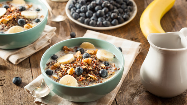 Quick High Protein Breakfast Ideas For Muscle Gains A1supplements