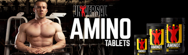 A1Supplements Universal Nutrition Amino Tablets