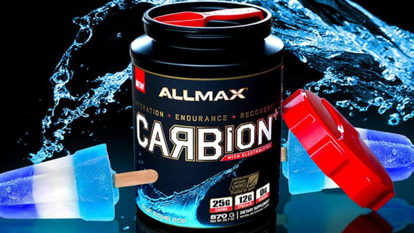 A1Supplements ALLMAX Nutrition Carbion+
