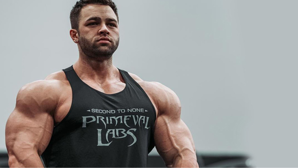 A1Supplements Primeval Labs Regan Grimes